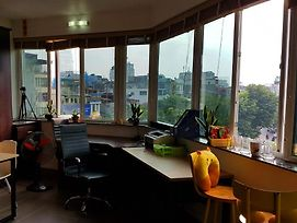 Hoan Kiem Home With Sky View Cafe & Breakfast Drink photos Exterior