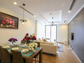 Apartment For Rent In Park Hill - Times City, Hai Ba Trung Dist photos Exterior