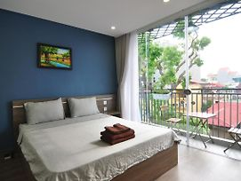 The Giao Comfy And Cozy Homestay Nearby Union Park And Hoan Kiem District photos Exterior