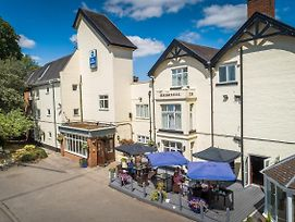 Best Western Stafford M6/J14 Tillington Hall Hotel photos Exterior