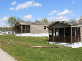 Plymouth Rock Camping Resort Two-Bedroom Park Model 8 photos Exterior