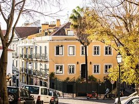 Oasis Backpackers' Mansion Lisboa photos Exterior
