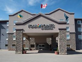 Four Points By Sheraton Saskatoon photos Exterior