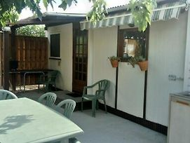Chalet With 2 Bedrooms In Sigean With Enclosed Garden 6 Km From The Beach photos Exterior