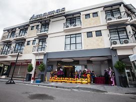 Amamas Boutique Hotel Kuching photos Exterior