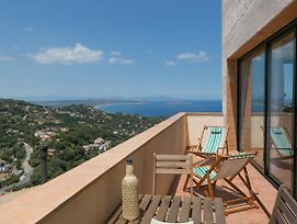2 Bedroom Apartment In Begur Center. Sea Views, Terrace And Pool photos Exterior