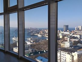 House With Lovely View In Vladivostok ! photos Exterior