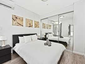 Comfortable Apartment In Central Sydney photos Exterior
