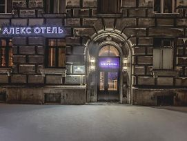 Aleks Hotel On Narvskaya photos Exterior
