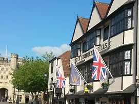 The Crown At Wells Somerset photos Exterior