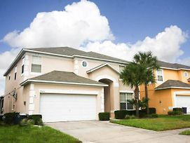 Large House In Gated Resort Close Disney photos Exterior