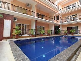 Exotic Poolside 2Bhk Home In Siolim photos Exterior