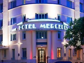 Best Western Mercedes Arc De Triomphe photos Exterior