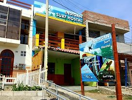 Indigan Surf Hostal photos Exterior