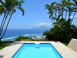 Villa Tiare - Tahiti - Breathtaking View, Pool & Garden - Up To 7 Pers photos Exterior