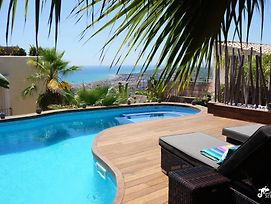 Stunning Villa Ibizenca With Private Pool In Sitges photos Exterior