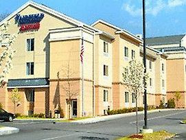 Fairfield Inn & Suites Worcester Auburn photos Exterior