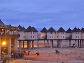 Sarova Salt Lick Game Lodge photos Exterior