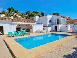 Mabruka - Charming, Finca Style Holiday Villa In Benissa photos Exterior