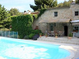 Charming Holiday Home In Evenos France With Swimming Pool photos Exterior