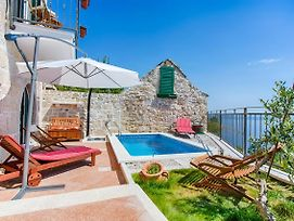 Ctbr203/ Stone House With Private Pool (Adults Only) photos Exterior