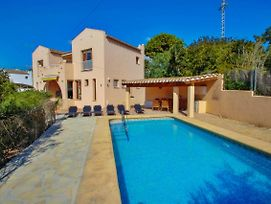 Emma - Sea View Holiday Home With Private Pool In Benissa photos Exterior