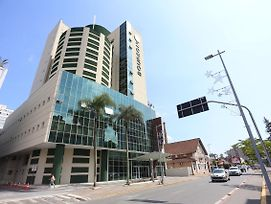 Bourbon Joinville Business Hotel photos Exterior