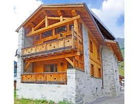 Wooden Chalet In Champagny En Vanoise Near Paradiski Ski Area photos Exterior