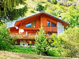 Luxury Chalet In Champagny En Vanoise Near Ski Area photos Exterior
