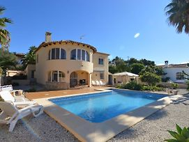 Spacious Villa In El Baladrar With Swimming Pool photos Exterior