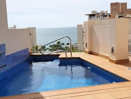 Beach Front Penthouse With Own Pool. Bp8B photos Exterior