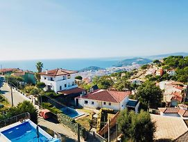 Luxury Villa Investingspain With Sea Views Pool And Jacuzzi photos Exterior
