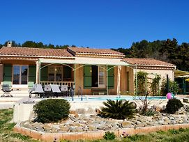 Beautiful Villa With Private Swimming Pool In Pignans photos Exterior