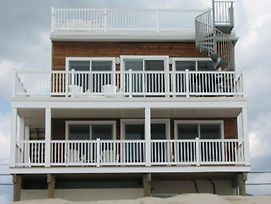 Brant Beach Ocean Front 2Nd Floor Duplex. Spectacular Views From Roof Top And Lower Deck. Relax And Enjoy Your Waterfront Backyard 107605 photos Exterior