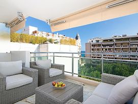 Last Floor Sea View - 100M From Croisette And Beaches - 5 Min Walk From Palais photos Exterior