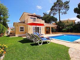 Almancil Villa Sleeps 6 Pool Air Con Wifi T607844 photos Exterior