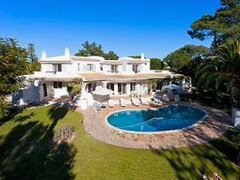 Quinta Do Lago Villa Sleeps 11 Pool Air Con Wifi photos Exterior