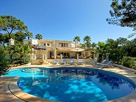 Quinta Do Lago Villa Sleeps 10 Pool Air Con Wifi photos Exterior