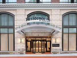 Residence Inn Stamford Downtown photos Exterior