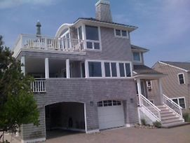 Brighton Beach Ocean Front Home. Two photos Exterior