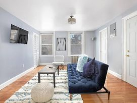 Stylish 3Br 1Ba Duplex 15 Mins To Nyc Sleeps 8 photos Exterior
