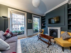 3 Beds Town House Near Kings Cross By City Stay London photos Exterior