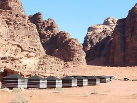 Wadirum Sand Camp photos Exterior