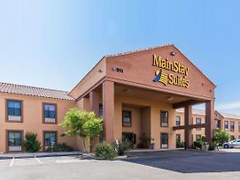Mainstay Suites Extended Stay Hotel Casa Grande photos Exterior