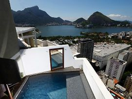 Rio004 Breathtaking Penthouse In Leblon With Private Pool And Stunning Views photos Exterior