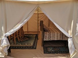 Funstays Glamping Setup Tent In Rv Park #6 Ok T6 photos Exterior