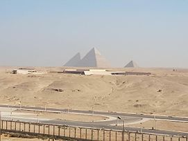 Luxury Pyramids Inn + Tours And Transportations photos Exterior
