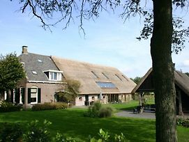 Spacious Farmhouse In Dwingeloo With Private Terrace photos Exterior