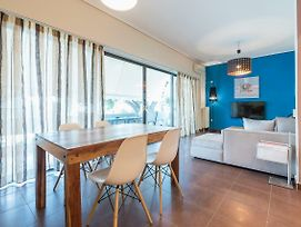 Glass Walled Designed Apt In Glyfada Center photos Exterior
