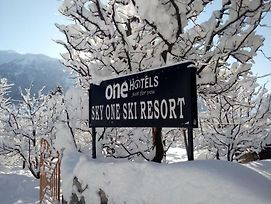Sky One Ski Resort By One Hotels photos Exterior